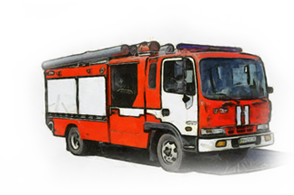 Fire rescue vehicles
